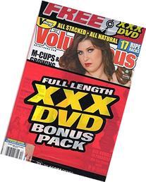 Voluptuous Magazine August 2014 w/ DVD by SCORE