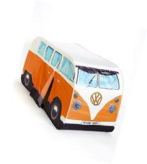VW Volkswagen T1 Camper Van Kids Pop-Up Play Tent - Orange