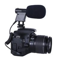 Movo VXR1000 Mini HD Shotgun Condenser Microphone for DSLR