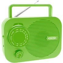 Spectra Merchandising - Portable AM/FM radio  w/ Aux jack