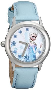 Disney Kids' W000971 Frozen Tween Snow Queen Elsa Watch with