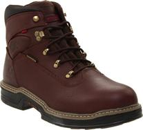 Wolverine Men's W04821 Buccaneer Boot, Dark Brown, 10 M US