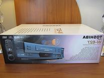 Toshiba W627 - VCR - VHS - 4 head