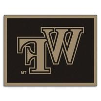 "Wake Forest All-Star Mat 34""x45"