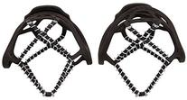 YAKTRAX Walker Ice Snow Traction Cleats Shoe Spikes Size XS