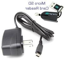 ChargerCity Wall Charger AC Adapter w/Extended 6' FT