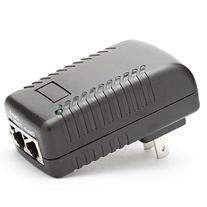 iCreatin Wall Plug POE Injector With 48v Power Supply 802.