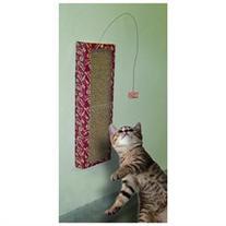 Cat Dancer Wall Scratcher, A Scratch & Play Station for Cats