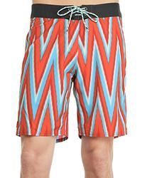 Reef Walled Boardshorts 34 inch Red