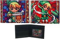 Wallet - Nintendo - Zelda Color Bi-Fold New Anime Licensed