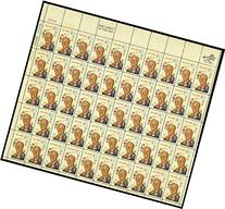 Walt Disney Sheet of Fifty 6 Cent Stamps - Scott 1355