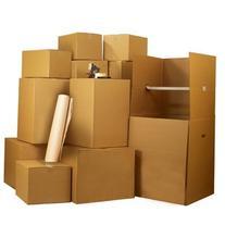 Wardrobe Moving Box Kit, 11 Packing Box