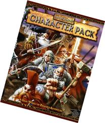 Warhammer Fantasy Roleplay Character Record Pack