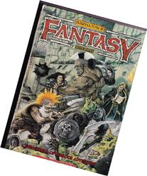 Warhammer Fantasy Roleplay: A Grim World of Perilous