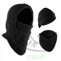 3CERA® 6 in1 Warm Face Cover Winter Ski Mask Beanie Police