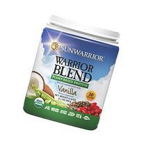 Sunwarrior - Warrior Blend, Raw, Plant-Based Protein,