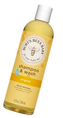 Burt's Bees Baby Shampoo & Wash, Original, 12 Ounces