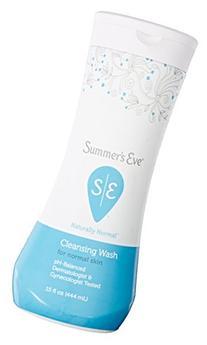 Summer's Eve Feminine Wash for Normal Skin -- 15 fl oz