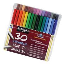 Sargent Art 22-1583 30-Count Washable Fine Tip Marker