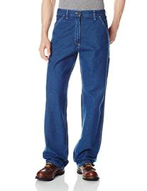 Carhartt Men's Washed Denim Original Fit Work Dungaree B13,