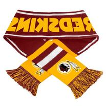 Washington Redskins Official NFL Adult One Size Scarf by