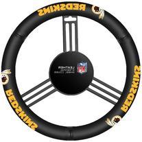 Fremont Die Washington Redskins Steering Wheel Cover