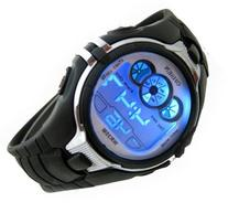 OHSEN Digital Boys Sports Watch Date Alarm Stopwatch with 6