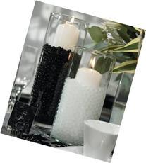 2oz Jelly BeadZ® Water Bead Gel- WHITE