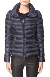 Women's Moncler 'Agape' Water Resistant Hooded Down Jacket,