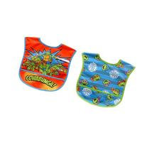Neat Solutions 2 Piece Water Resistant Toddler Bib Set -
