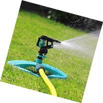 KMASHI Water Sprinkler System Impulse Long Range Sprinklers