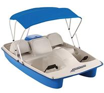 Sun Dolphin Water Wheeler ASL Electric Stainless Steel Boat