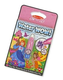 Melissa and Doug Water WOW! Fairy Tale - ON the GO Travel