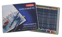 Derwent Colored Pencils, WaterColour, Water Color Pencils,