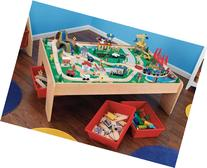 Waterfall Mountain Train Table And Trainset