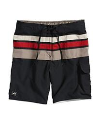 Quiksilver Waterman Men's Strapped Short, Black, XX-Large