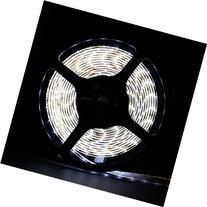 SUPERNIGHT Cool White LED Strip Light Plug-To-Use Kit, 5M or