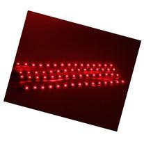 NEW Waterproof 4pcs 30cm/15 Red LED Car Truck Motors