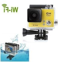 HD 1080P Waterproof Sports Action Video Camera 12MP Wifi
