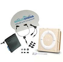 AudioFlood Waterproof Apple iPod Shuffle with True Short