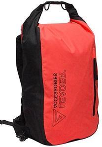 Leader Accessories Waterproof Backpack Dry Bag for Hiking