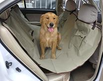 GOGO Waterproof Hammock Seat Cover For Pets LETTER