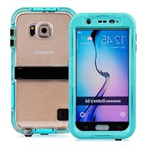 Waterproof Case for Galaxy S6, iThroughTM Galaxy S6