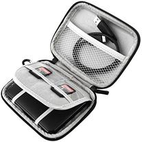 Lacdo EVA Shockproof Carrying Travel Case for Seagate