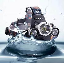 Mifine LED Headlamp Headlight, LED Hardhat Headlamp Super