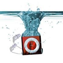 Underwater Audio Waterproof iPod Swimbuds Bundle