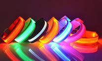 Namsan Waterproof LED Light Armband Safely Walking/Running