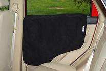 NAC&ZAC Waterproof Pet Car Door Cover, Two Options To