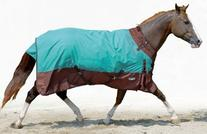 Waterproof Poly Turnout Blanket with Adjustable Snuggit Neck