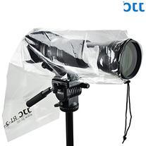 JJC DSLR Camera Rain Cover Rain Coat Rain Sleeve Protector